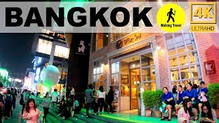 Walking Trips Around Novotel Hotel Siam Square Soi 7 Bangkok Thailand