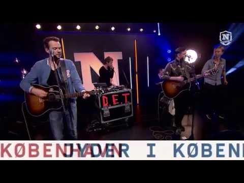 Jyder i København - D.E.T. feat. Brian Lykke, Esben Pretzmann og Rune Tolsgaard og