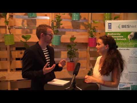 Sturle Hauge Simonsen Interviews Solene Le Doze, Capacity Network Coordinator for BES-Net