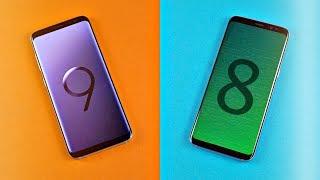 Samsung Galaxy S9 vs S8 - Should You Upgrade?