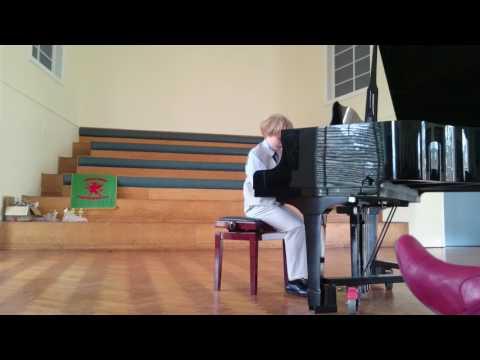 34 Sonatines, No. 3: Sonatine performed by Artemii Safonov