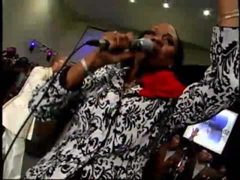 Youthful Praise ft. Judith McAllister - GLORY AND HONOR PT.2