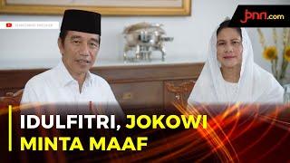 Jokowi: Mohon Maaf Lebaran Dalam Kondisi Berat Ini - JPNN.com