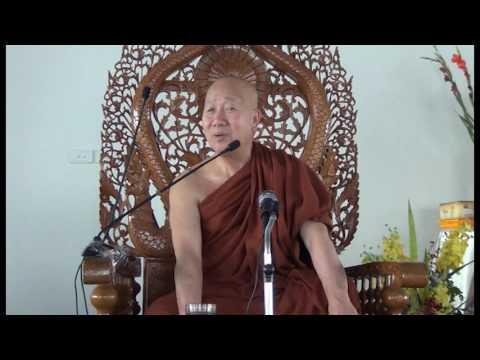 Sư Khánh Hỷ hướng dẫn khóa thiền Vipassanā - Hà Nội ngày 27/5/2016 (phần 1)