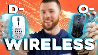 HOW GLORIOUS! Model O- Wireless & D- Wireless Mouse Review!