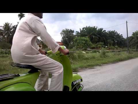 Vespa Super 150 Malaysia
