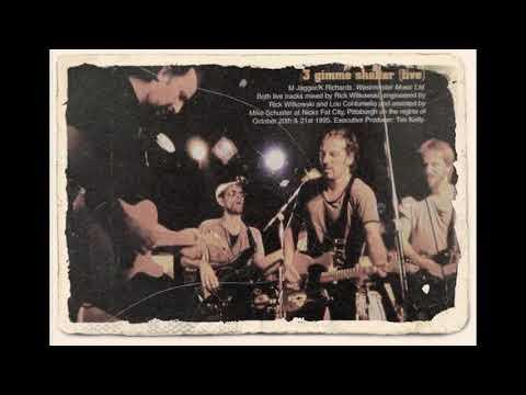 Gimme shelter - Joe Grushecky with Bruce Springsteen