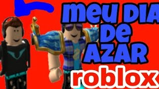 My unlucky day, Alessandro a. and Roblox