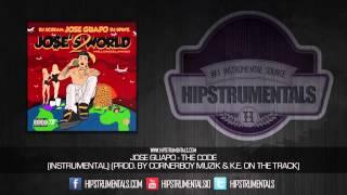 Jose Guapo - The Code [Instrumental] (Prod. By Cornerboy Muzik & K.E. on the Track)