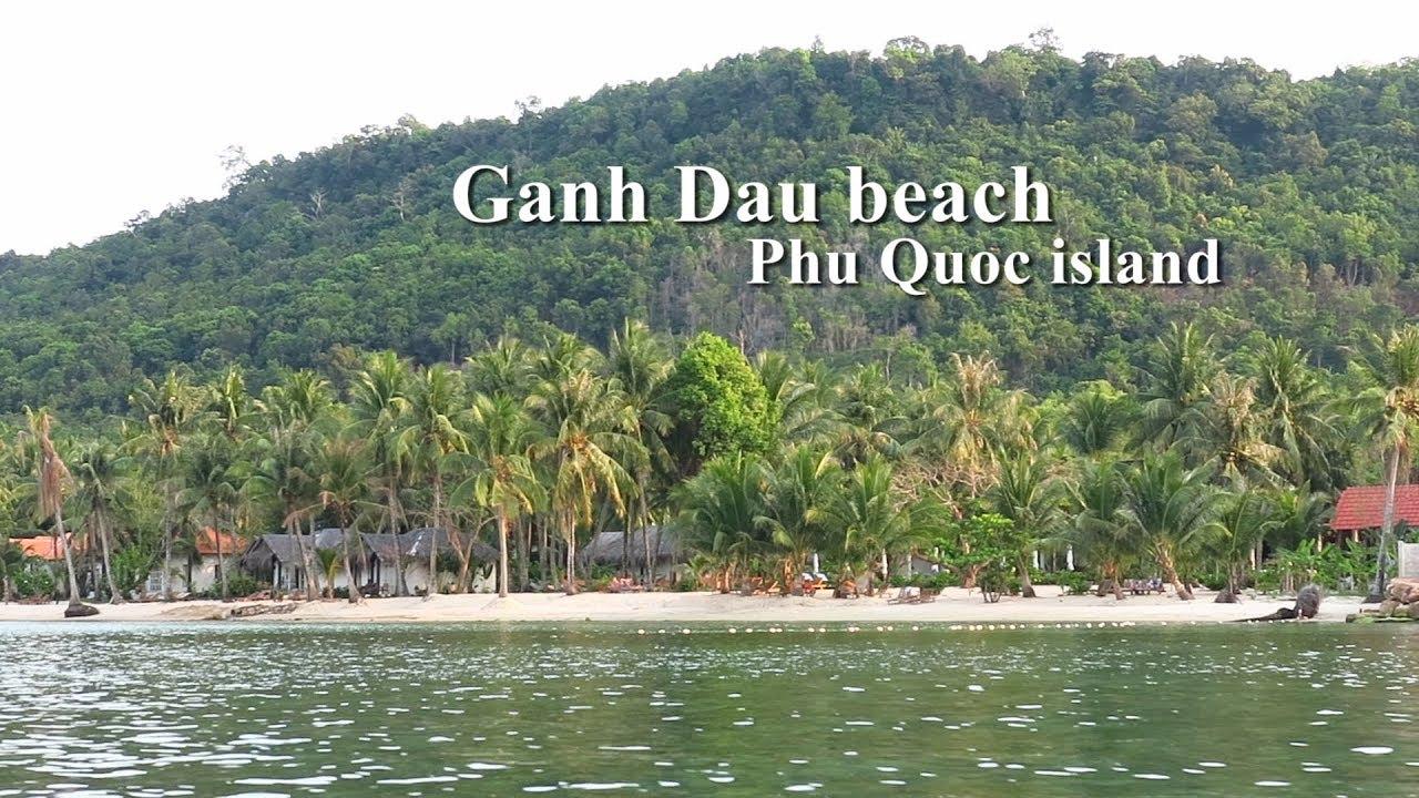 Vietnam : Bãi biển Gành Dầu – Bắc đảo Phú Quốc | Ganh Dau beach – Phu Quoc island
