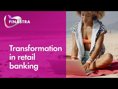 Retail banking digital transformation is happening