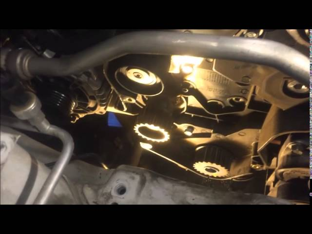 Chevrolet Aveo Timing Belt Youtube