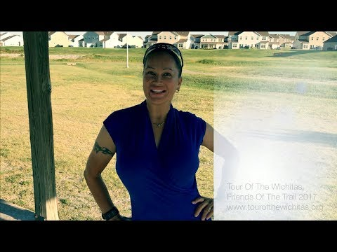 Lisa Christiansen Tour Of The Wichita's, Friends Of The Trail