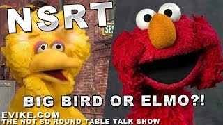 """Airsoft """"not So Round Table"""" Big Bird Or Elmo?! Ep. 25 - Evike Tv"""