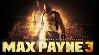 Max Payne 3 - PC Gameplay - Max Settings