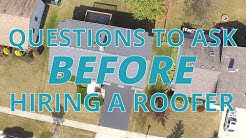 8 Questions to Ask Before Hiring Roofing Companies (&What to Expect During Your Roof Installation)
