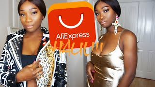 ALIEXPRESS TRY ON HAUL 2019 ! - I Made My OWN CLOTHES!