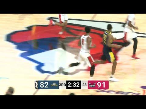 Walter Lemon Jr., Ryan Arcidiacono  Game Highlights from Windy City Bulls vs. Fort Wayne Mad An