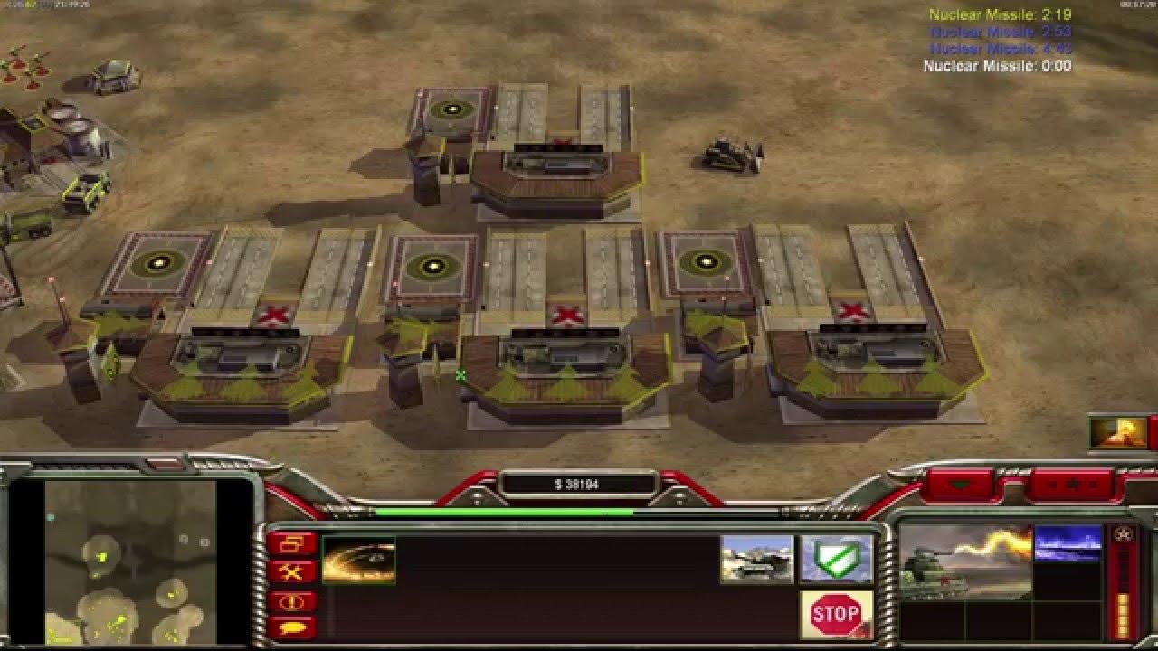 Cc generals zero hour multiplayer 2017