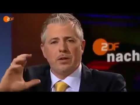 Dirk Müller sagt Finanzcrash voraus Gerald Hörhan und Dirk Müller DAX im ZDF Nachtstudio