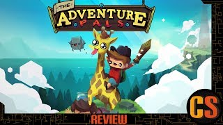 Hey everyone for this review I take on The Adventure Pals for the Playstation 4 its also out on Xbox One, Nintendo Switch, and PC. This game was provided by ...