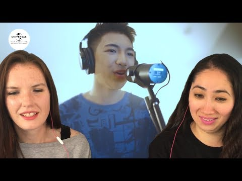 Thumbnail: Darren Espanto covers Despacito Remix by Luis Fonsi and Daddy Yankee Reaction Video