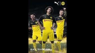 Borussia Dortmund Pokaltrikot 2019/20