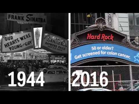 Times Square's secret history of vice