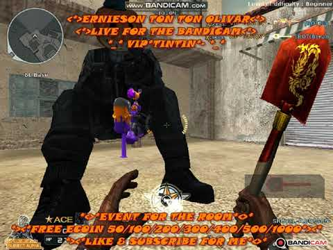 CROSSFIREPH : BARRET IRON SHARK FOR THE GAME REVIEW +++- TEAM DEATH MACTH SMILE RANK