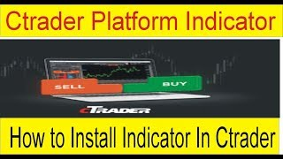How to Install Indicator in Ctrader Forex Trading Platform | TaniForex in Urdu and Hindi