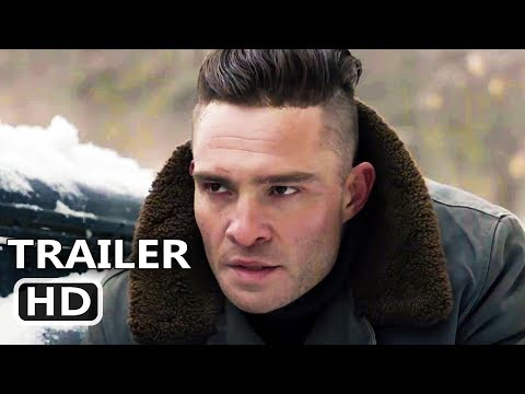 ENEMY LINES Official Trailer (2020) Ed Westwick Action Movie HD