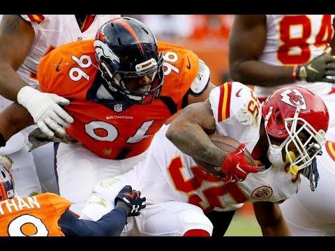 NFL News - Injuries - Vance Walker - Ezekiel Elliot - Shaq Lawson - Reggie Ragland