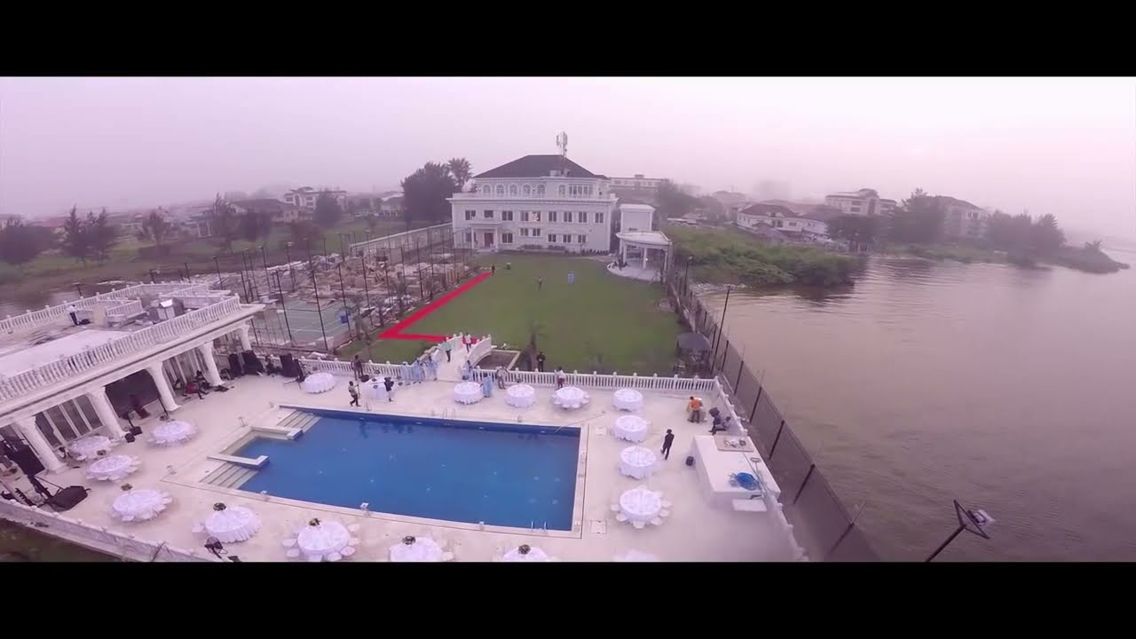 Inside lagos richest man sir okeowos multi billion naira paradise