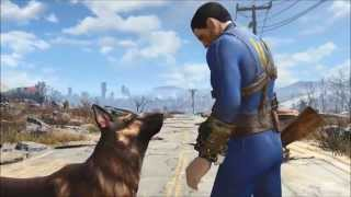 Fallout 4 Official Debut Trailer + Gameplay Trailer