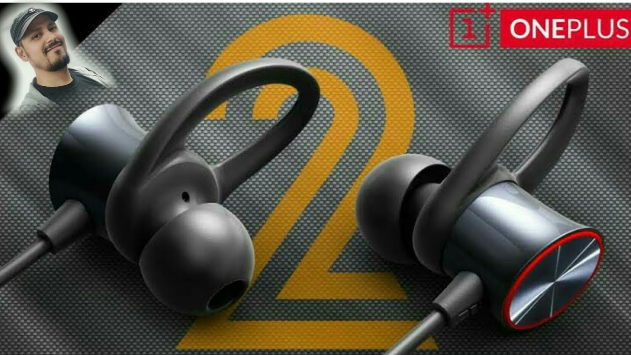 6570bd56011 Oneplus Bullets Wireless 2 Headphones, 10 hours playback backup in 10  minutes of warp charge