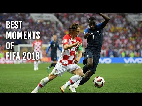 World Cup 2018   Best Moments