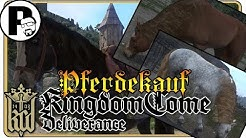 Kingdom Come: Deliverance #20 - WIR KAUFEN EIN PFERD | Let's Play [DEUTSCH]