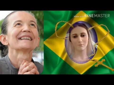 Medjugorje! O Pior Não Acontecerá No Brasil,Diz Vidente Vicka.