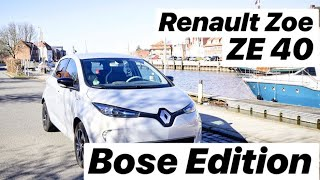 EIN GANZ NORMALER(?) TAG MIT DEM RENAULT ZOE ZE40 2018
