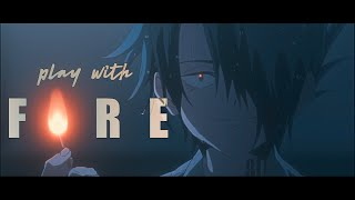Download lagu play with fire - The Promised Neverland AMV
