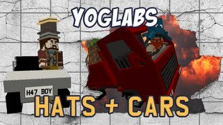 Minecraft Mods - Hats Mod - YogLabs