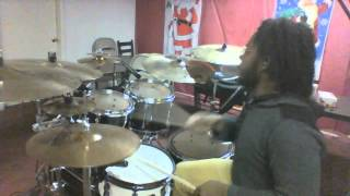 Fetty Wap Trap Queen drum cover Domo Max