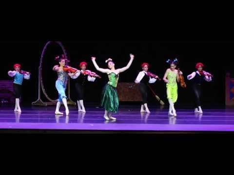 Cinderella at Edgewater Auditorium