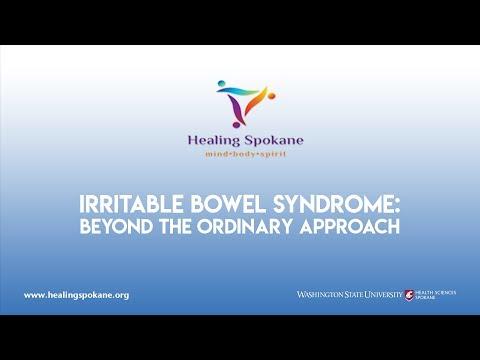 Healing Spokane: Irritable Bowel Syndrome Forum - Beyond The Ordinary Approach