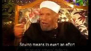 الشيخ محمد متولى الشعراوى - التوبة - خواطر إيمانية