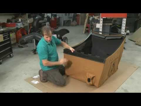 How To Unpack And Assemble The DR Leaf And Lawn Vacuum