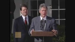 President Bill Clinton - Remarks at the Signing of the Family Medical Leave Act