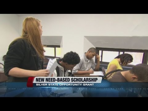 689 Nevada students will receive new need-based scholarship