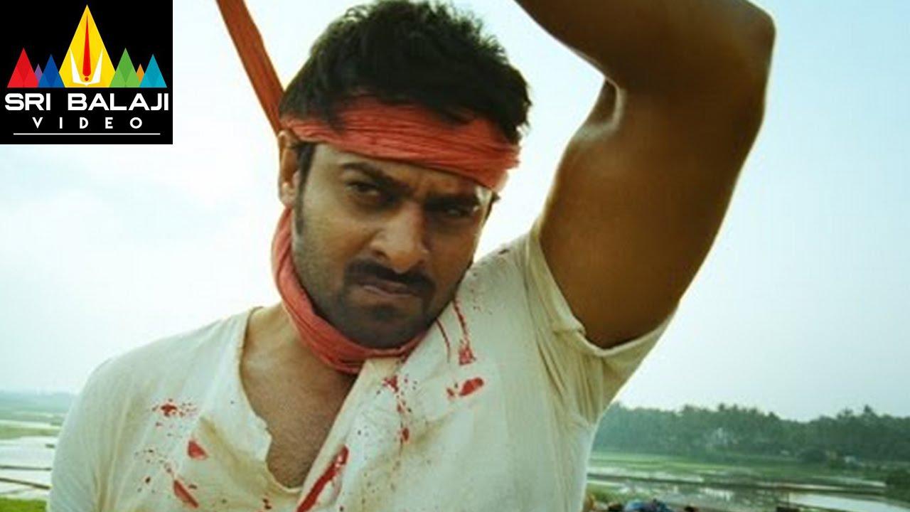 Prabhas In Mirchi: Mirchi Movie Prabhas Interval Fight Scene