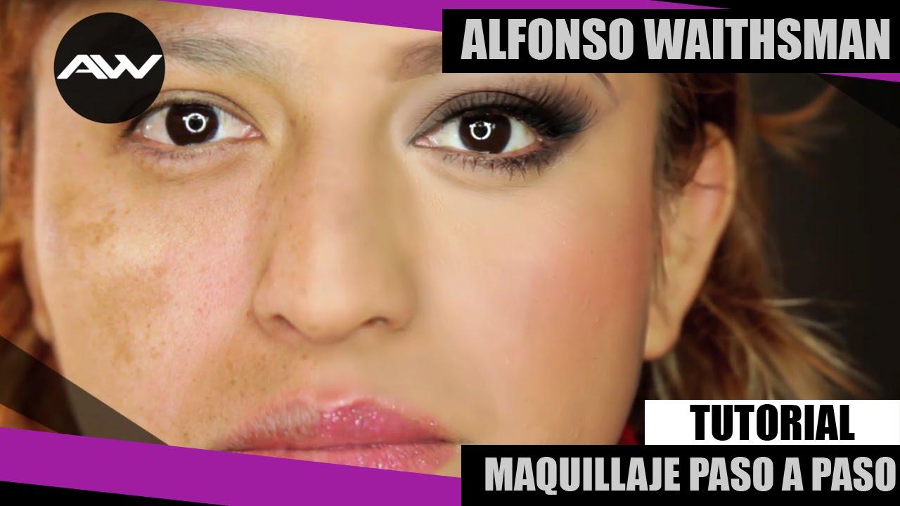 Tutorial maquillaje paso a paso youtube for Construccion de piletas paso a paso